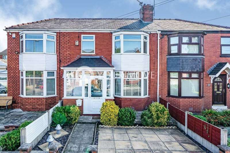 3 Bedrooms Semi Detached House for rent in Orme Avenue, Salford, M6
