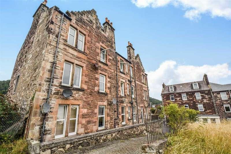 1 Bedroom Apartment Flat for sale in Lesslies Buildings, Kirkton Road, Burntisland