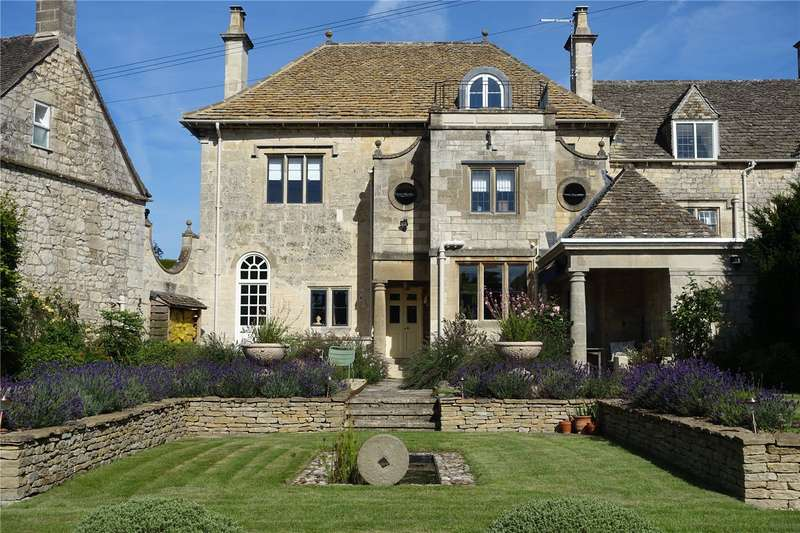 5 Bedrooms Semi Detached House for sale in St. Mary's Street, Painswick, Stroud, Gloucestershire, GL6
