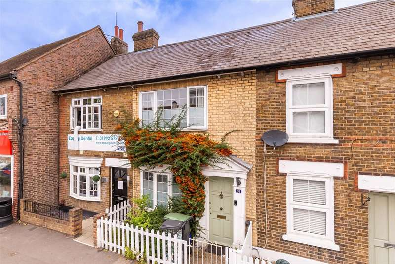 2 Bedrooms Terraced House for sale in High Street, Epping