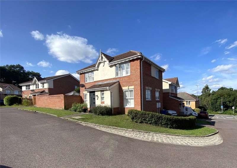 3 Bedrooms Link Detached House for sale in Neuman Crescent, Bracknell, Berkshire, RG12
