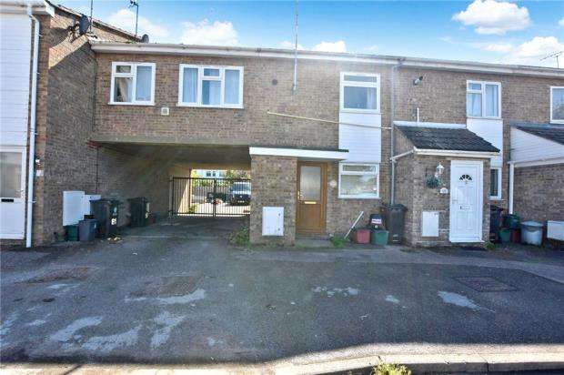 2 Bedrooms Terraced House for sale in Melton Close, Clacton-on-Sea