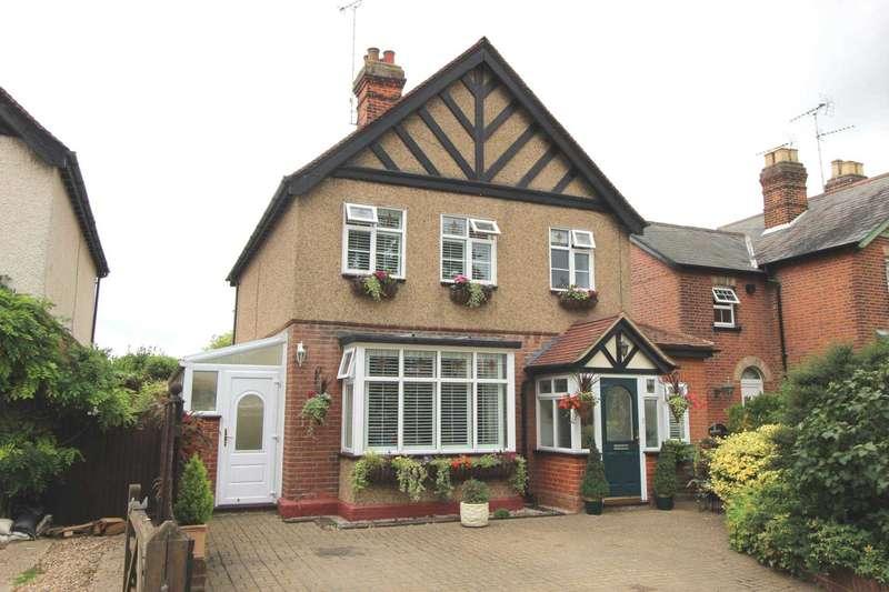 4 Bedrooms Detached House for sale in Holloway Road, Heybridge