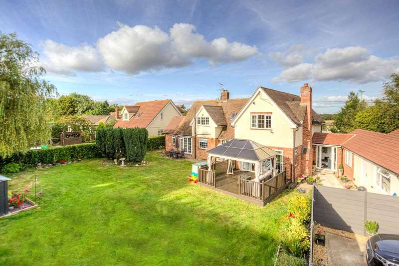 6 Bedrooms Detached House for sale in Abbots Croft, Abbots Lane, Eight Ash Green, Colchester, CO6