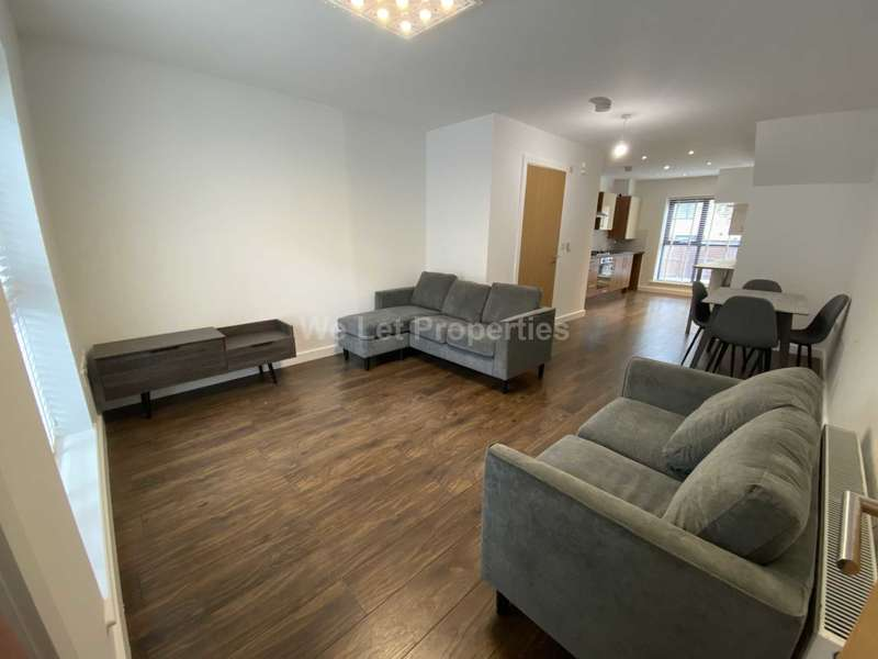 3 Bedrooms House for rent in Cooke Place, Salford