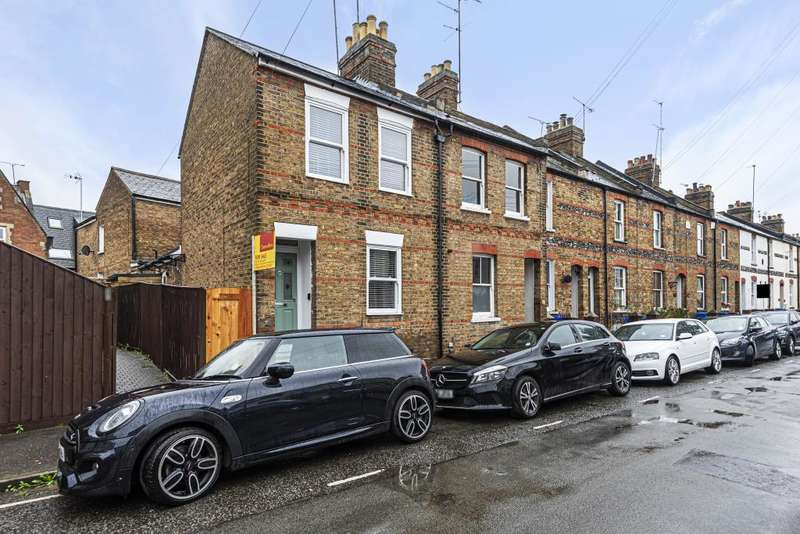 2 Bedrooms End Of Terrace House for sale in Windsor, Berkshire, SL4