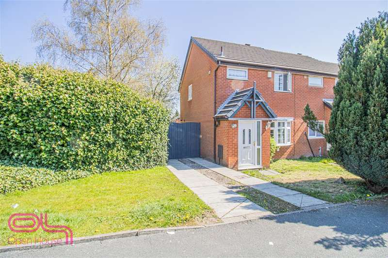 3 Bedrooms Semi Detached House for sale in Duncombe Road, Bolton