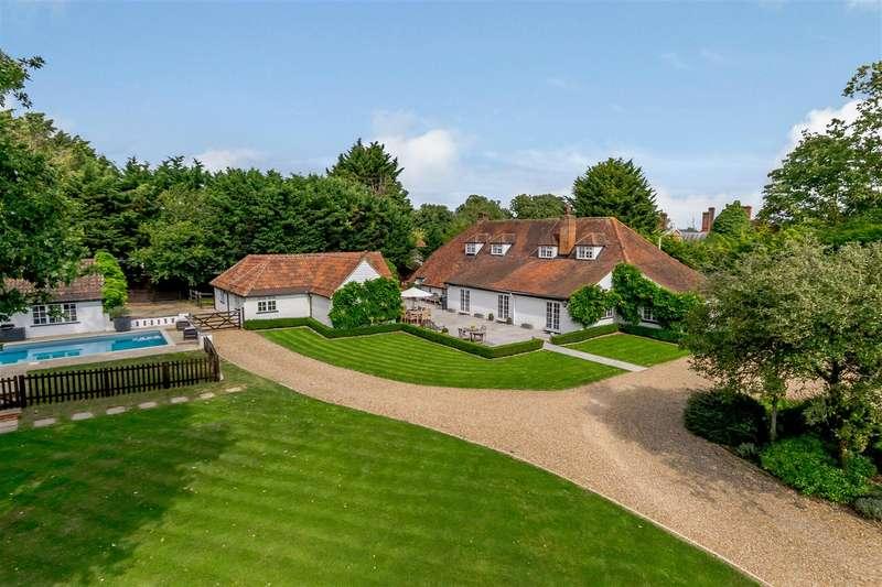 5 Bedrooms Detached House for sale in Twyford Road, Binfield, Bracknell, Berkshire, RG42 5QB