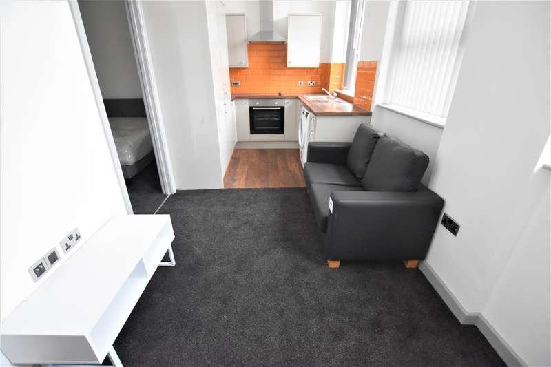 1 Bedroom Apartment Flat for rent in Newspaper House, Blackburn