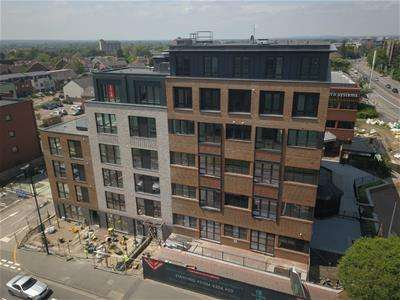 1 Bedroom Apartment Flat for sale in Bath Road, Slough