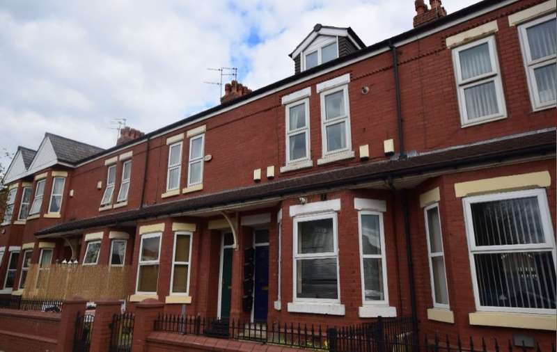 Block Of Apartments Flat for sale in 202 Langworthy Road, Salford, Greater Manchester