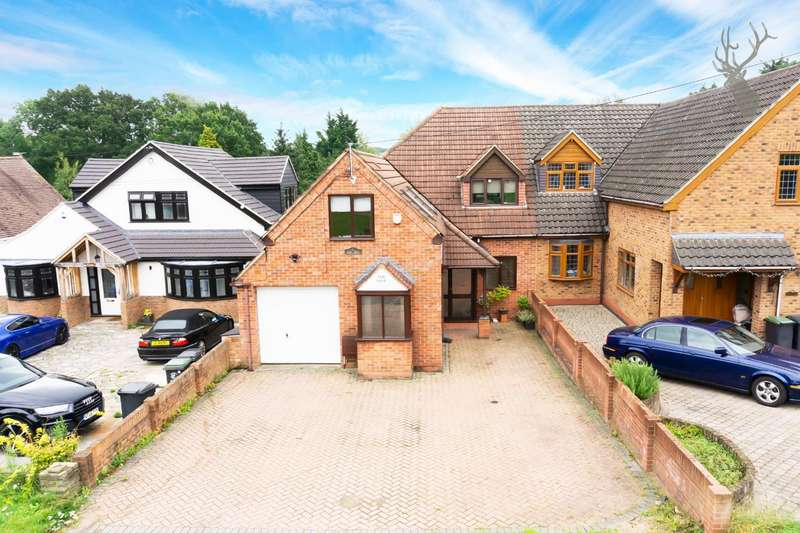 7 Bedrooms Semi Detached House for sale in Tysea Hill, Stapleford Abbotts, Romford