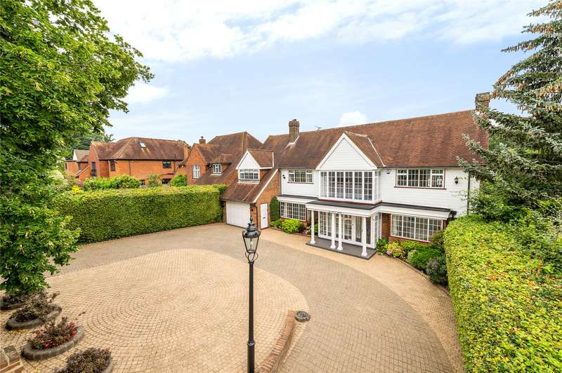 7 Bedrooms Detached House for sale in St. Johns Road, Loughton, IG10