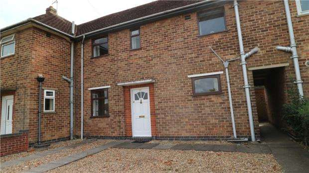 4 Bedrooms Terraced House for sale in Alan Moss Road, Loughborough, Leicestershire
