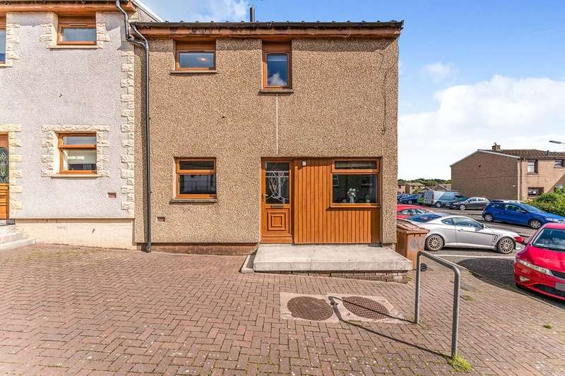 3 Bedrooms Terraced House for sale in Craigbeath Court, Cowdenbeath, KY4