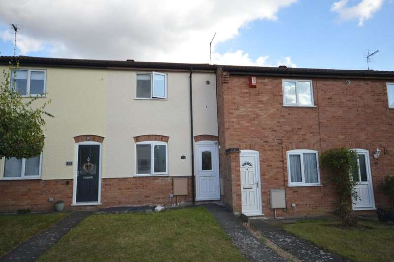 2 Bedrooms Terraced House for rent in King Street, Whetstone, Leicester, LE8