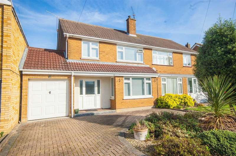 3 Bedrooms Semi Detached House for sale in Paignton Avenue, Old Springfield, Chelmsford