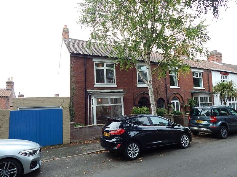3 Bedrooms End Of Terrace House for sale in 6 Beatrice Road, Norwich, Norfolk