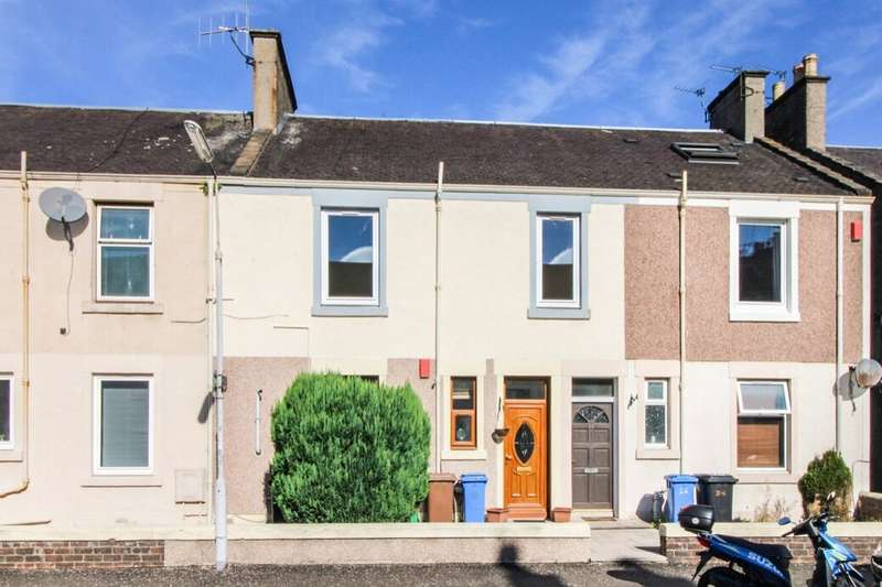 2 Bedrooms Flat for sale in Glebe Street, Leven, KY8