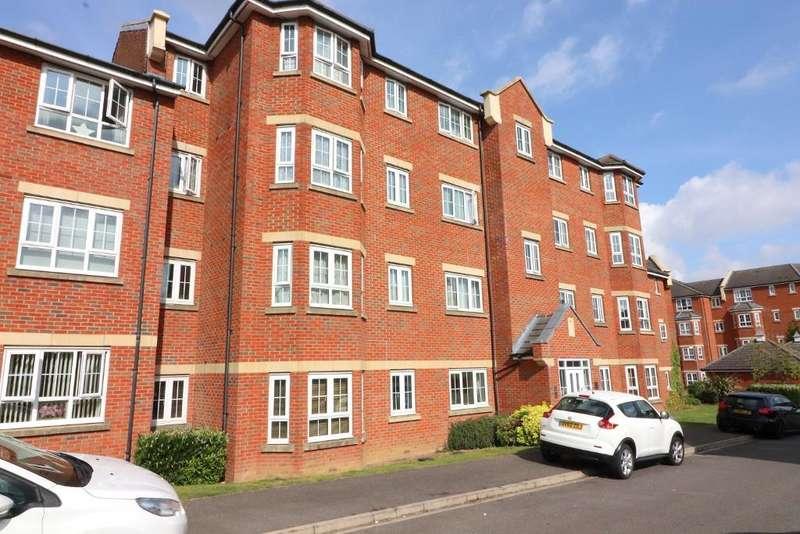 2 Bedrooms Flat for sale in Watling Gardens, Dunstable, Bedfordshire, LU6 3FD