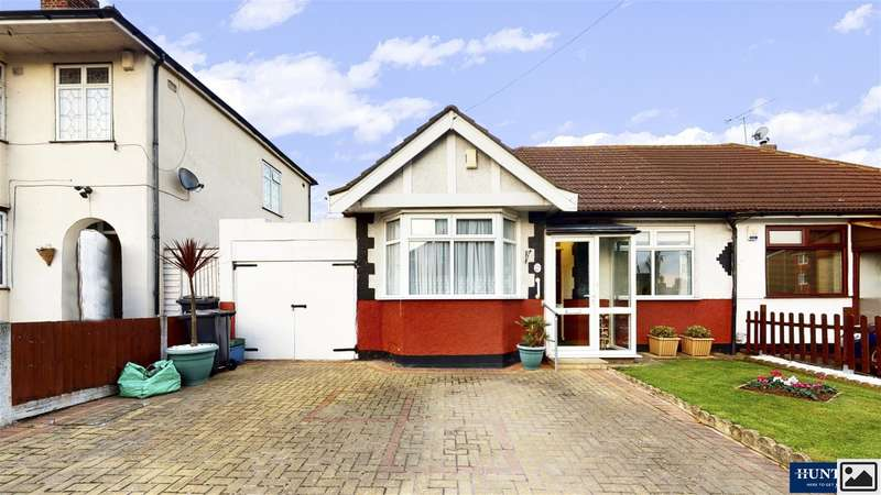 2 Bedrooms Bungalow for sale in Chadwell Heath Lane, Chadwell Heath, RM6