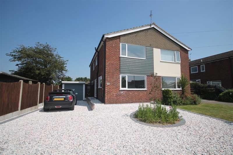 3 Bedrooms Semi Detached House for sale in Tudor Development, West Clacton