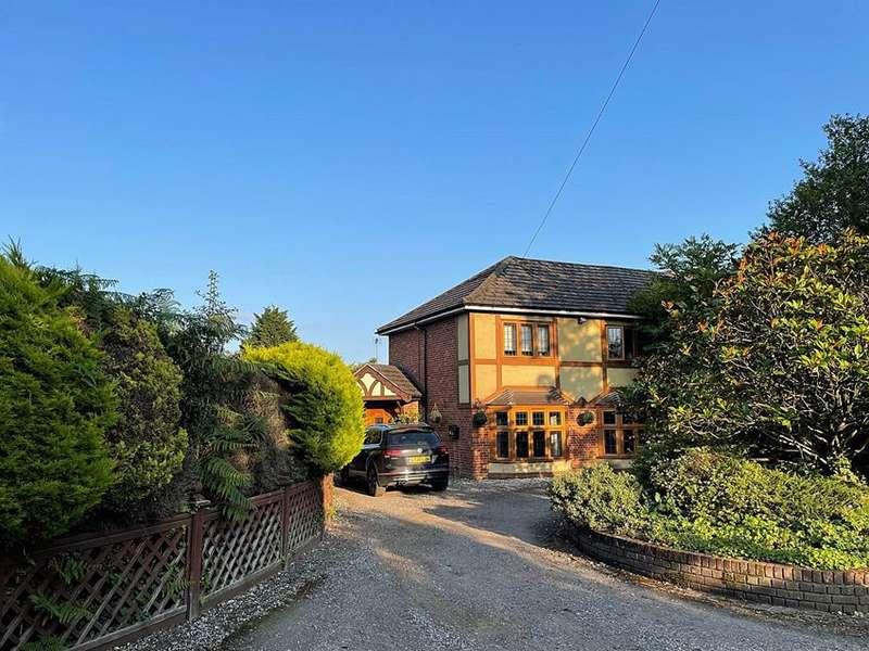 4 Bedrooms Semi Detached House for sale in Gerrards Cross Road, STOKE POGES, SL2