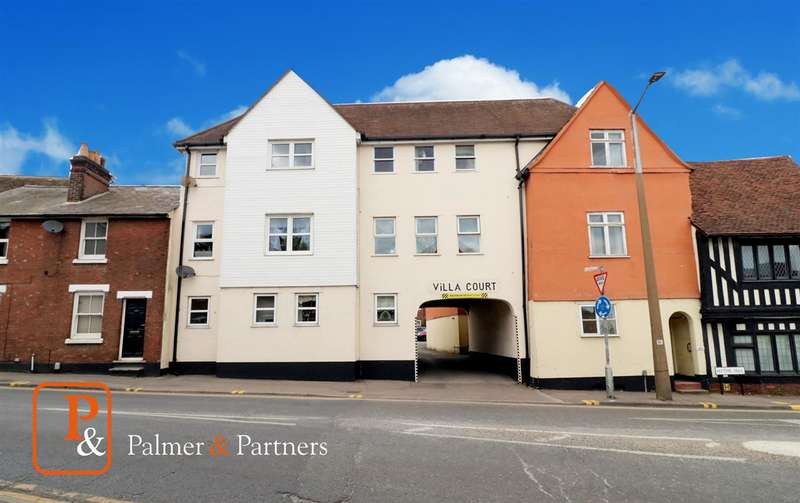 1 Bedroom Apartment Flat for sale in Villa Court, Hythe Hill, Colchester CO1