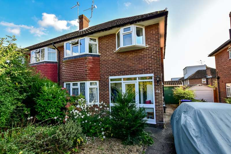 3 Bedrooms Semi Detached House for sale in Pennylets Green, Stoke Poges, Slough, SL2