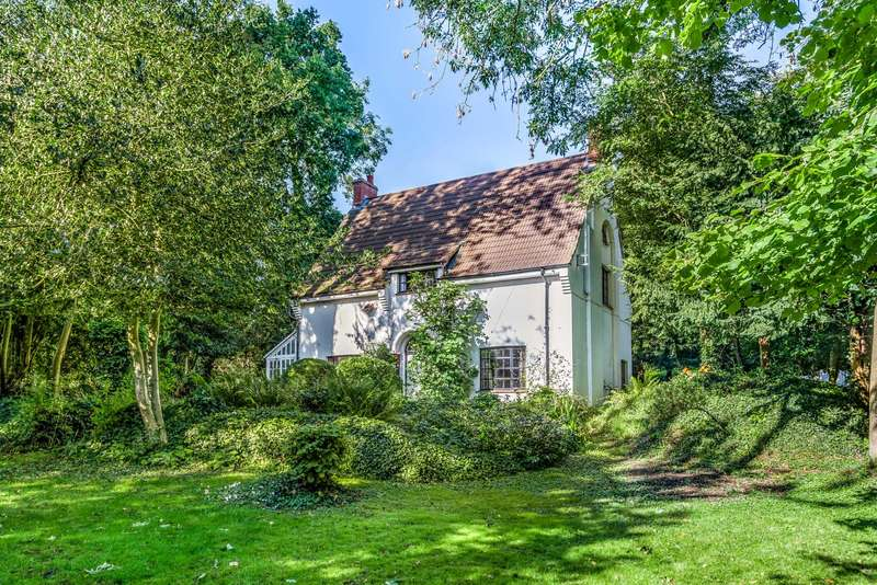 3 Bedrooms Detached House for sale in Box End Road, Bromham