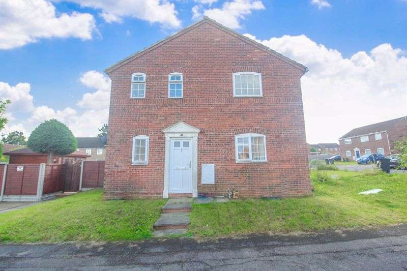 1 Bedroom Property for sale in Skua Close, Luton