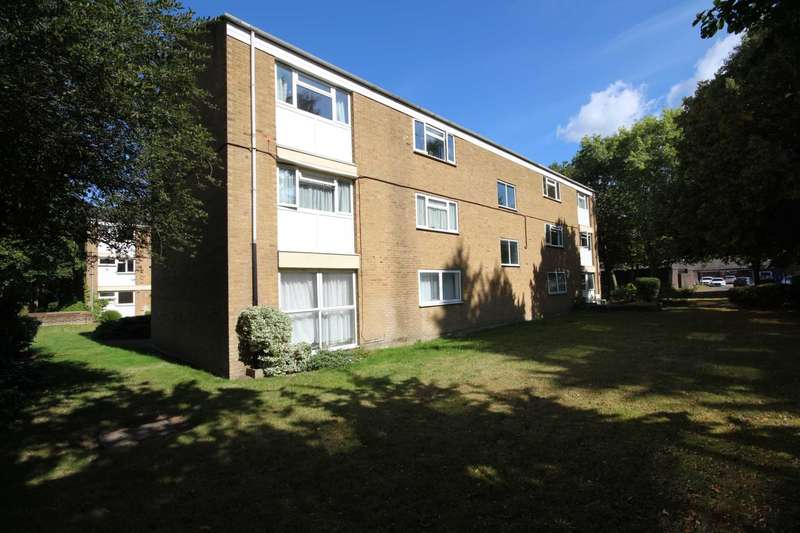 2 Bedrooms Apartment Flat for sale in Cunworth Court, Bracknell