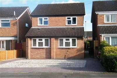 3 Bedrooms House for rent in The Holly Grove, Quedgeley