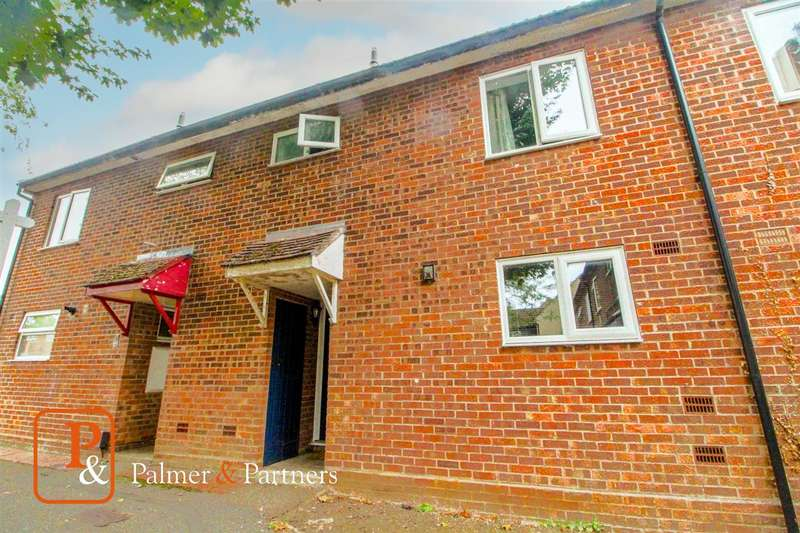 3 Bedrooms Terraced House for sale in Erle Havard Road, West Bergholt, Colchester CO6