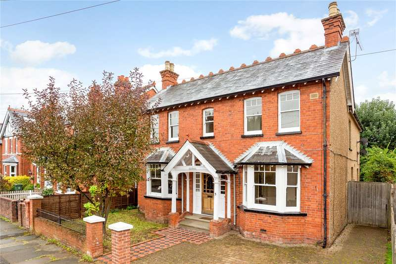 5 Bedrooms Detached House for sale in Fielding Road, Maidenhead, SL6