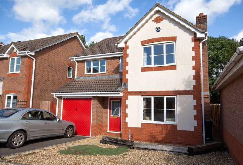 4 Bedrooms Property for sale in Cynder Way, Emersons Green, Bristol BS16