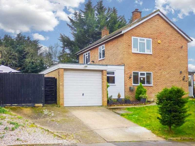 4 Bedrooms Detached House for sale in Hawkenbury, Harlow