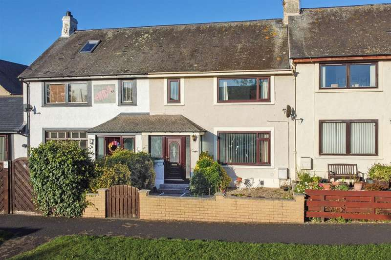 2 Bedrooms Terraced House for sale in Craiglea, 3 Broad Street, Eyemouth