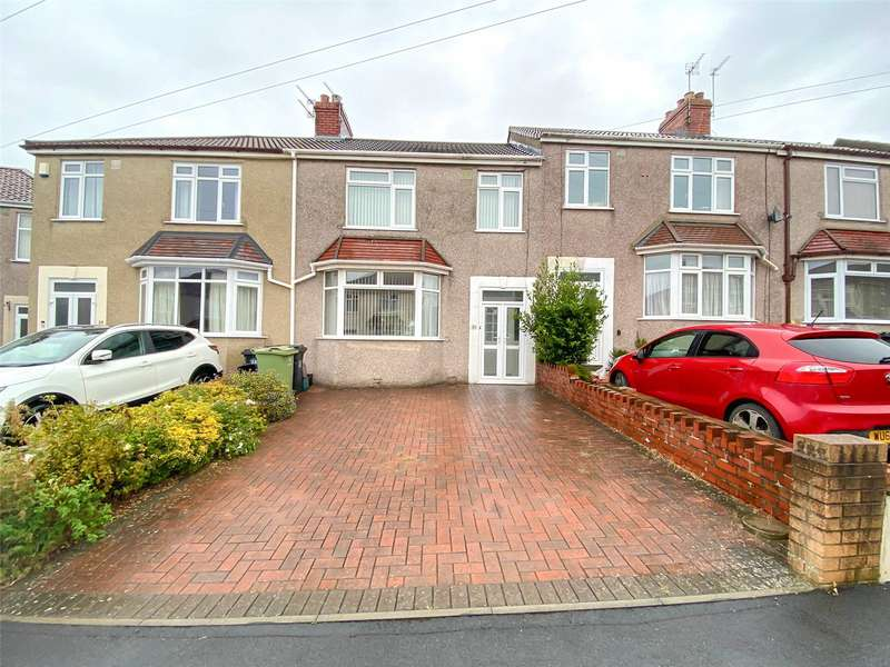 3 Bedrooms Property for sale in Heather Close, Kingswood, Bristol BS15