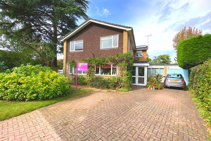 4 Bedrooms House for sale in Cedar Close, Wokingham
