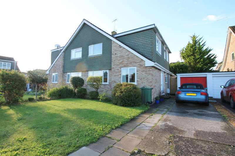 4 Bedrooms Semi Detached House for sale in Stowey Road, , Yatton, North Somerset, BS49 4EB