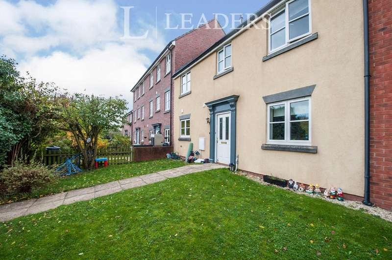 3 Bedrooms Terraced House for rent in Blaisdon Way, Cheltenham, Glos