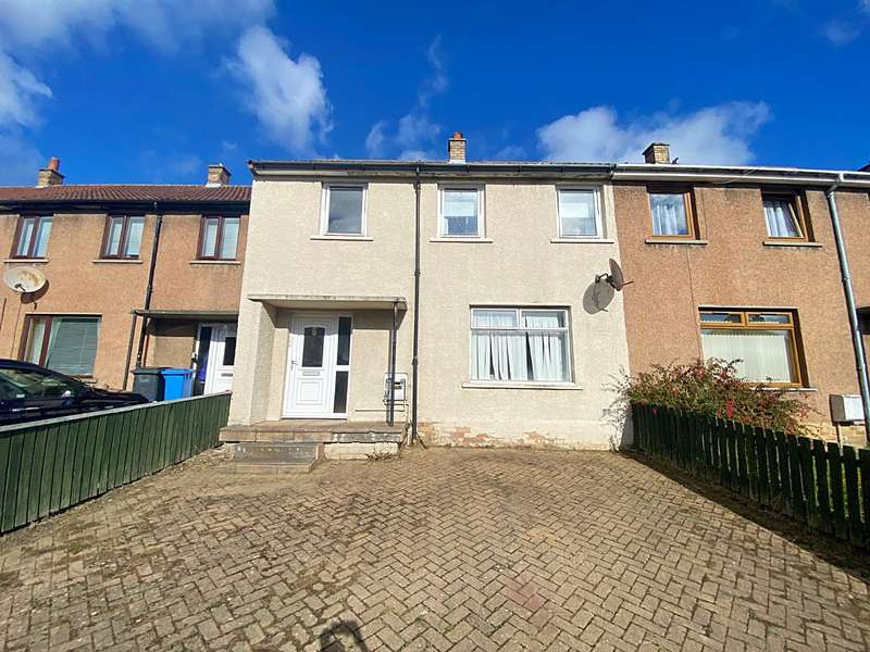 3 Bedrooms House for sale in Cairnwell Place, Kirkcaldy, KY2