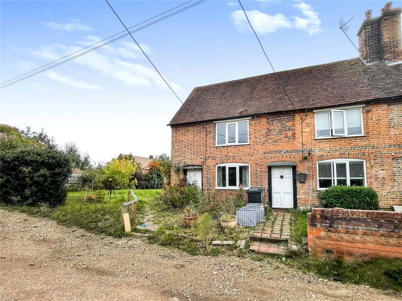 3 Bedrooms End Of Terrace House for sale in Fishermans Lane, Aldermaston, Reading, RG7