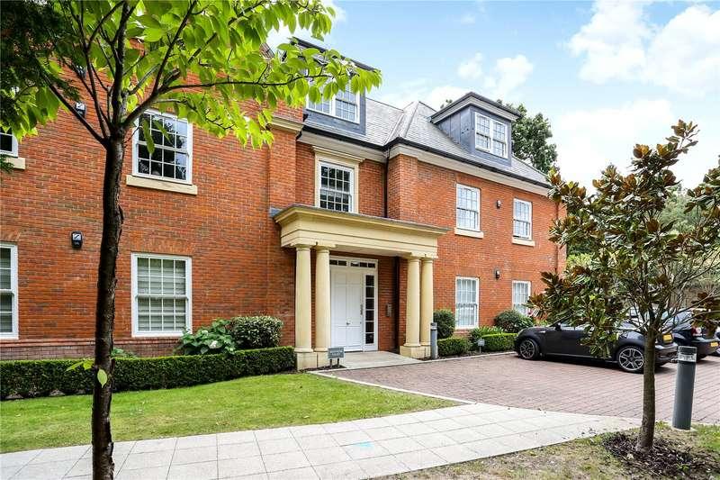 2 Bedrooms Flat for sale in Montrose Court, London Road, Ascot, Berkshire, SL5
