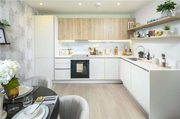 1 Bedroom Apartment Flat for sale in Green Park Village, Reading, Berkshire