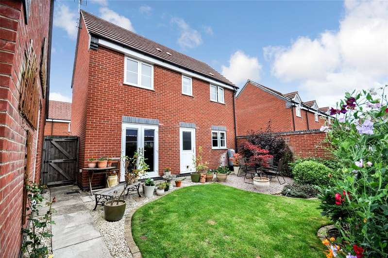 3 Bedrooms Detached House for sale in Red Deer Close, Asfordby, Melton Mowbray