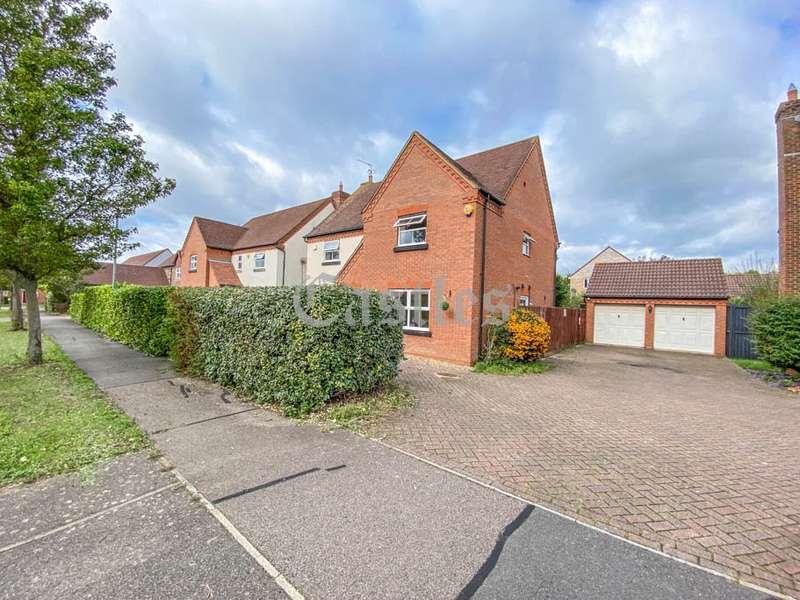4 Bedrooms Property for sale in Greenwich Way, Waltham Abbey, Essex, EN9