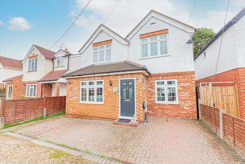 4 Bedrooms Detached House for sale in Sunray Estate, Sandhurst