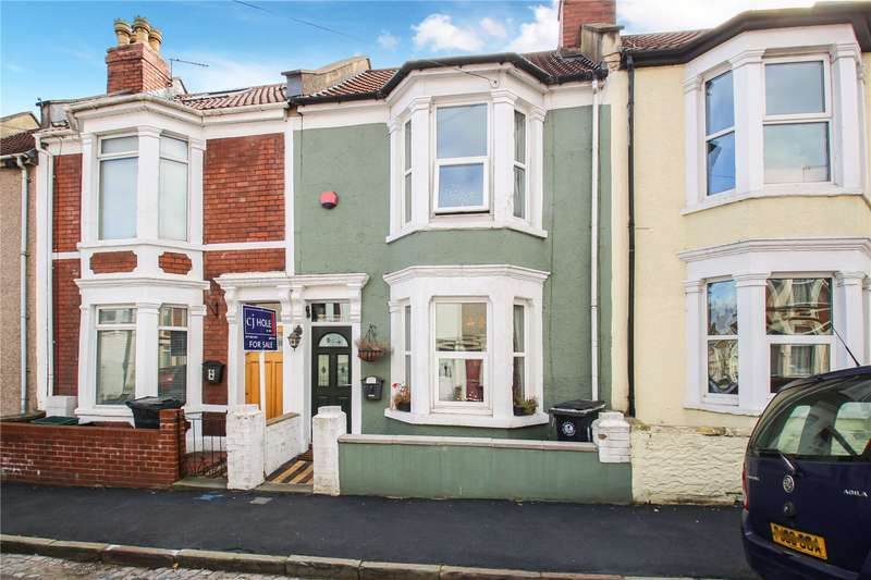 3 Bedrooms Property for sale in Mansfield Street, Bedminster, Bristol BS3